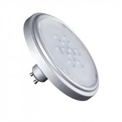Bec Kanlux ES-111 LED SL 22972 - Spot led, GU10, 11W, 3000K, 900lm, argintiu