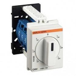 Comutator Schneider 15125 - Comutator Voltmetric CMV VOLTMETER CHANGE-OVER SWITCH 7 OUTP