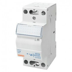 Contactor Gewiss GWD6752 - Contactor putere CTRM - 25A 3NO 230V 2M - 2 MODULES