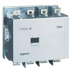 Contactor Legrand 416516 - Contactor putere CTX 4P 750A AC1 200-240V ACDC