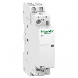 Contactor modular Schneider A9C22712 - ICT 16A 2NO 230...240VCA 50HZ