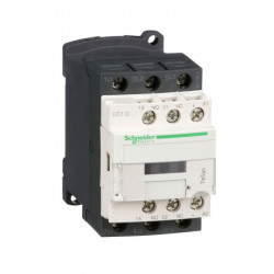 Contactor Schnedier LC1D38MD - Contactor putere TeSys D contactor - 3P(3 NO) - AC-3 - <= 440 V 38 A - 220 V DC standard coil