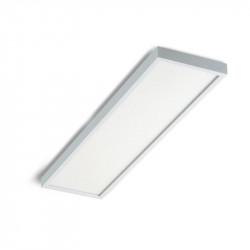 Corp de iluminat Arelux XCase CSQ30120WW MWH - Corp LED aplicat 3000K 300X1200 40W (5f)