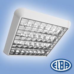Corp iluminat Elba 21334176 - FIRA 03 MATIS Drept 7 lamele 4X18W HFS