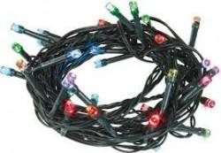Corp iluminat Emos EM-ZY0817T - Instalatie Craciun cu timer 100 LED-uri IP44 10M multicolor