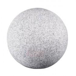 Corp iluminat Kanlux 24652 STONO 40 - Aplica gradina E27, max 25W, IP65, D=40cm, granit