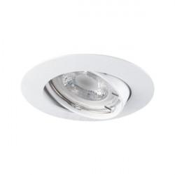 Corp iluminat Kanlux 2590 LUTO CTX-DT - Spot incastrat directional, Gx5,3, max 50W, 12V, IP20, alb