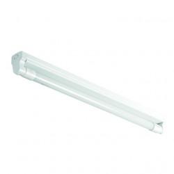 Corp iluminat Kanlux 26360 ALDO - Corp liniar tub led, IP20, max 1x18W, T8 led, G13, 625mm, alb