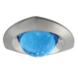 Corp iluminat Kanlux 2875 MIKA CTX-42+B2-SN/N - Spot Gx5,3, max 50W, 12V, IP20, argintiu/albastru