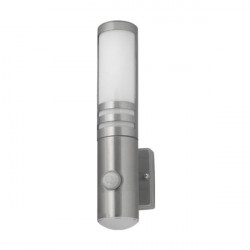 Corp iluminat Kanlux 4945 EDEN EL-25 - Iluminat fatada, G9, max 25W, UP44, inox