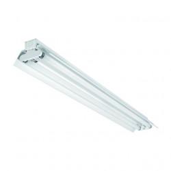Corp iluminat Kanlux 8993 ALDO 218R - Corp liniar tub led, IP20, max 2x18W, T8 led, G13, 625mm, alb