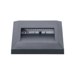Corp iluminat Kanlux CROTO LED 22770 - Corp iluminat fatada 1,3W-NW, 6500k, IP54, 30lm,negru CROTO LED-GR-L *OPRAWA LED