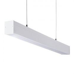 Corp iluminat LED Kanlux 27413 Alin Led- Corp liniar 4LED 1X120-W, G13, T8, 36W, 1240mm , alb