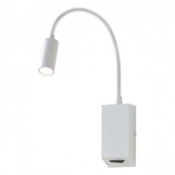 Corp iluminat Redo 01-1193 Hello - Aplicaled, 3W, 3000k, 240lm, alb.