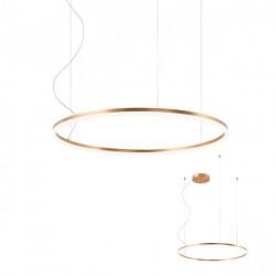 Corp iluminat Redo 01-1713 Orbit - Lustra led, 55W, 3000k, 4065lm, bronz