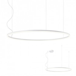 Corp iluminat Redo 01-1716 Orbit - Lustra led, 84W, 3000k, 6805lm, alb