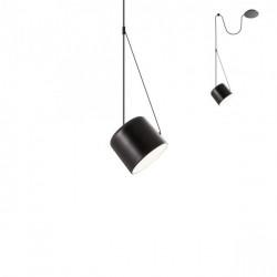 Corp iluminat Redo 01-1824 Dodo - Lustra, E27, mx 1x42W, IP20, negru