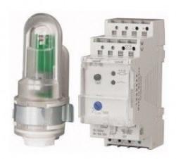 Eaton 167378 releu senzor crepuscular - Intrerupator crepuscular, releu modular + senzor