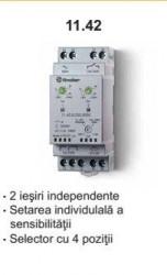 Finder 114282300000 releu senzor crepuscular - RELEU CREPUSCILAR MODULAR, 2ND, 12 A, SETARE INDIVIDUALA A SENSIBILITATI