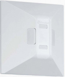 Finder 186182300300 Senzor miscare de perete, montare: in perete fals sau ingropat