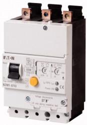 Intrerupator automat Eaton 104611 - NZM1-XFIU-Declansator ptr curent diferential reglabil