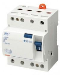 Intrerupator automat Gewiss GW94670 - RCCB 4P 40A INSTANT.AC/0,5 3M