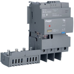 Intrerupator automat Hager HBA128H - BLOC DIF X160 4P 125A IDN FIXE