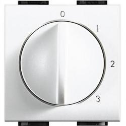 Intrerupator Bticino N4016 Living Light - Intrerupator 4 pozitii, 3A, 250V, alb
