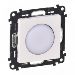 Lampa avarie Legrand 752069 Valena Life - Unitate portabila de iluminat, autonomie 2 ore, alba