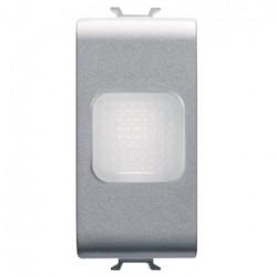 Lampa siguranta Gewiss GW14662 Chorus - Lampa de siguranta cu atonomie 2H 1M TITANIUM