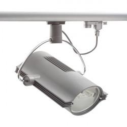 Proiector Kanlux 8062 TEAR MTH - Proiector pe sina, Rx7s, max 70W, IP20, 150 grade, argintiu