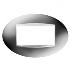 Rama Gewiss GW16304MC Chorus - Rama Art, 3M, oriz, metal, crom