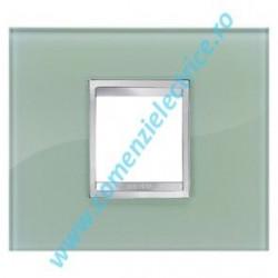 Rama Gewiss GW16602CV Chorus - Rama Flat 2M, sticla verde soft