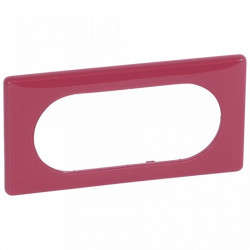 Rama Legrand 68815 Celiane - Rama 4/5 module, din termoplastic, magenta