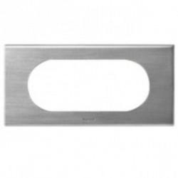 Rama Legrand 69115 Celiane - Rama metalica 4/5 module, nichel