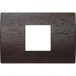 Rama Tem OP23WE-U Modul - Rama din lemn decorativa Pure 2/3m wenge