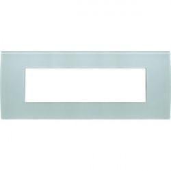 Rama Tem OP70GG-U Modul - Rama din sticla decorativa Pure 7m verde gheata