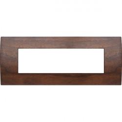 Rama Tem OP70WW-U Modul - Rama din lemn decorativa Pure 7m nuc