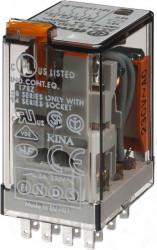 Releu Finder 553481250050 - Releu comutatie 125V, AC, 4C