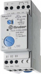 Releu Finder 720182400000 - Releu de monitorizare nivel de umplere 230V, AC, 1C
