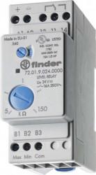 Releu Finder 720182400002 - Releu de monitorizare nivel de umplere 230V, DC, 1C
