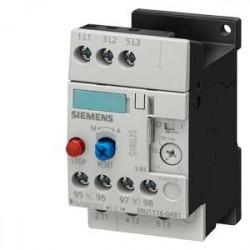 Releu Siemens 3RU1116-0KB1 - Releu protectie termica, reglaj 0.9A-1.25A