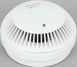 Senzor fum Eaton 110749 - Xcomfort detector de fum cu baterie,9 V DC, VDS,