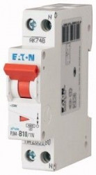 Siguranta automata Eaton 263298 - DISJUNCTOR PLN4-C10/1N 1P+N,10A ,4,5kA, C