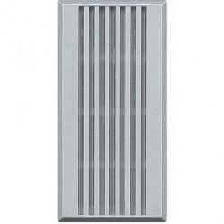 Sonerie Bticino HC4356/12 Axolute - Buzzer 12V c.a. - 80dB, 1M, argintiu