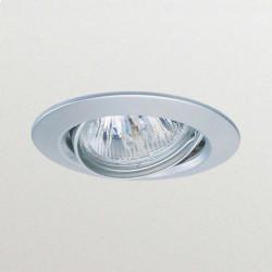 Spot HID Philips 871155957333599 - QBD570 1XHAL-MR50-45W 12V BR MAT, argintiu
