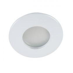 Spot Kanlux 26303 QULES - Spot fix, etans, incastrat, LED, GU10, max 35W, IP 44, alb