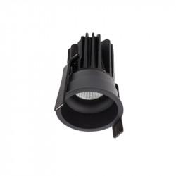 Spot LED Arelux XClub CU01NW36 BK - Corp LED 1x7W 4000K 350mA 36grd. IP20 BK (5f) negru