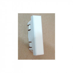 Tasta falsa Bticino HD4949 Axolute - Tasta falsa 1/2 module, alb