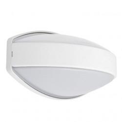 Vorp iluminat Kanlux 4806 VOLIN EL- Aplica CFL, G23, T1U, 9W, 4000k, IP44, alb
